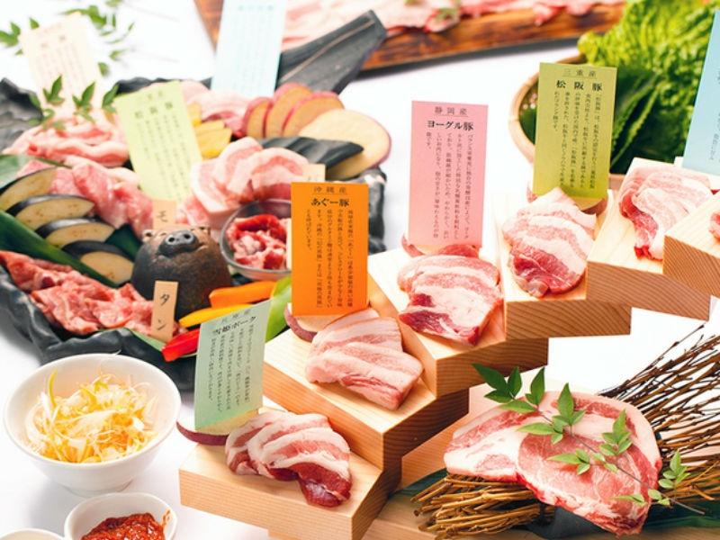 豚美 福島店 激レア豚肉の食べ比べも出来る 宴会利用にピッタリの豚肉専門店 大阪 福島 豚美 福島店 レポハピ