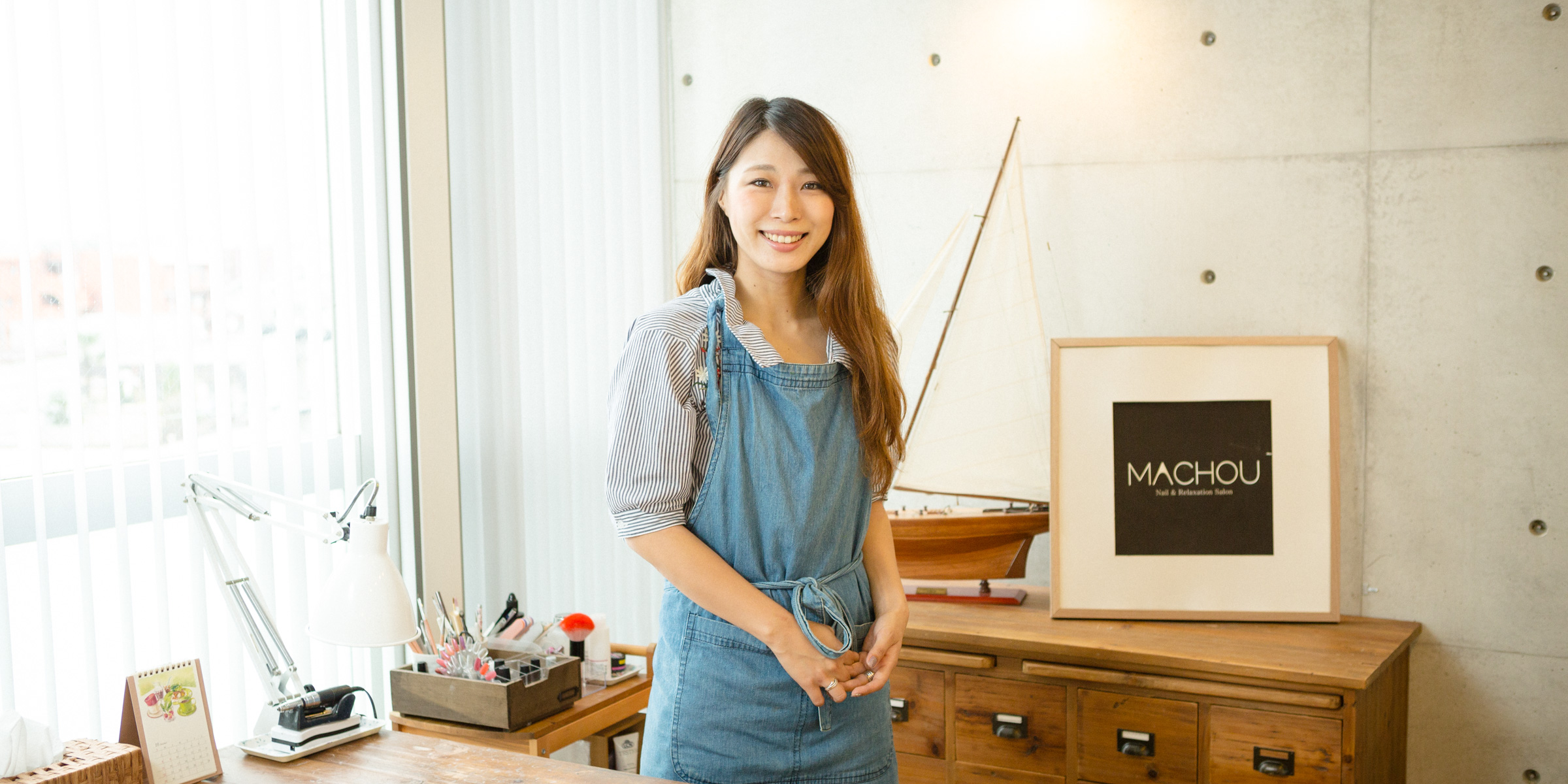 MACHOU(マシュー)Nail & Relaxation Salon